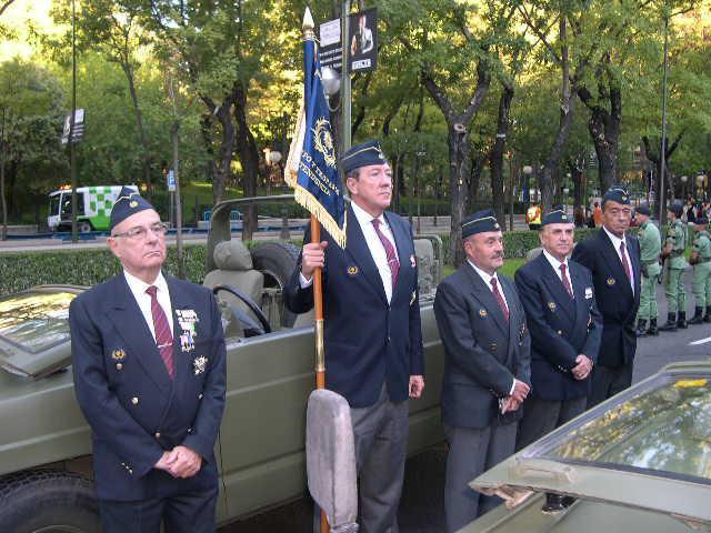 Organización de la Asociación de Veteranos de Intendencia