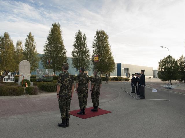 Inauguración Monolito en el PCAMI